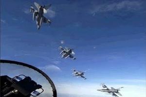Νέες εικονικές αερομαχίες δυτικά της Λέσβου